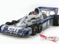 Tamiya P34 1977 Monaco Special Edition