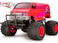 Tamiya Red Edition Lunch Box
