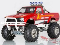 Tamiya Toyota Mountain Rider Re-Release