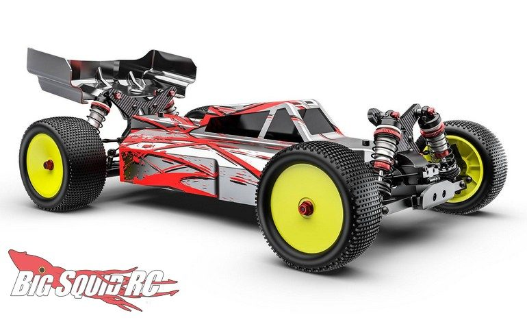 Team Corally SBX-410 RC Buggy