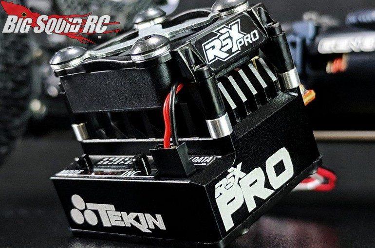 Tekin RSX PRO Brushless ESC