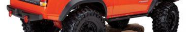 Traxxas Clear Camper Body TRX-4 Sport
