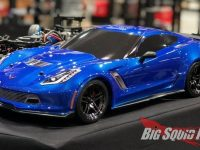 Traxxas RC Corvette Z06 Body