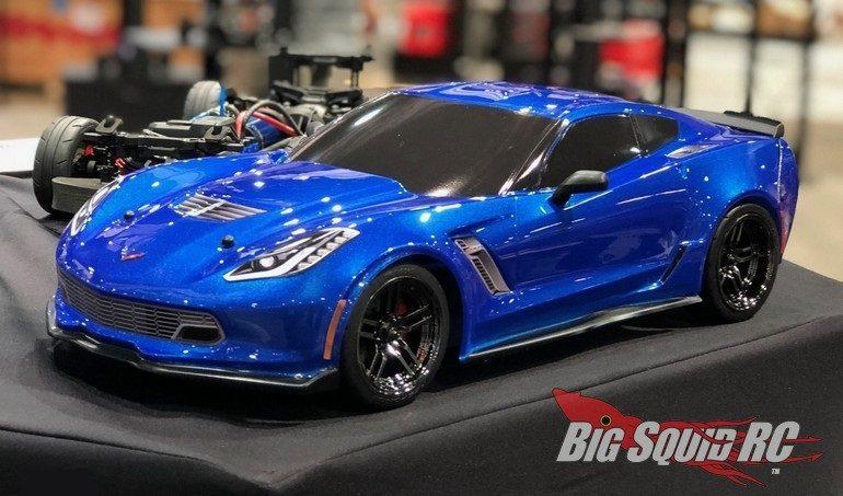 Traxxas RC Corvette Z06 Body