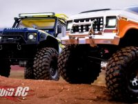 Traxxas Moab RC TRX-4 Scale Rock Crawling Video