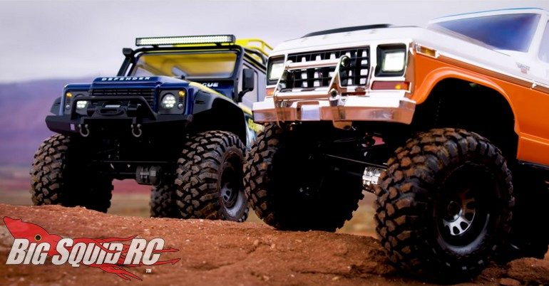 Traxxas Moab RC TRX-4 Scale Rock Crawling Video