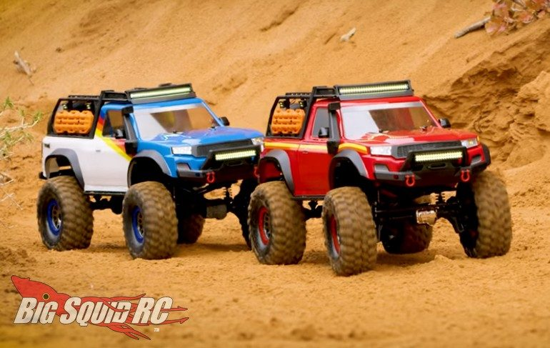 Traxxas TRX-4 Moab Ascent Video