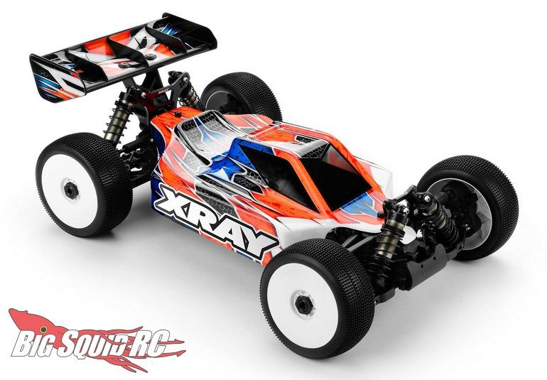XRay 2019 XB8E Buggy Kit