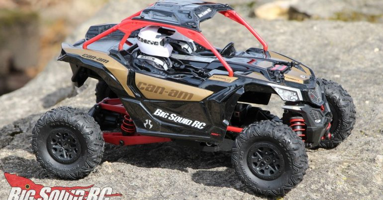 Axial Can-Am Maverick X3 Review