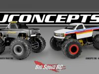 JConcepts Monster Truck Tires