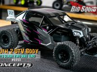JConcepts UTV Traxxas Slash Body Conversion