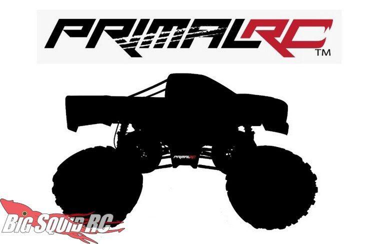 Primal RC 1/5 49cc Monster Truck