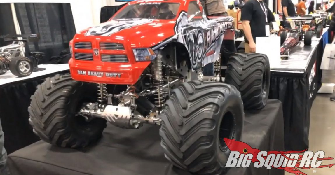 Primal RC 1/5 Raminator Monster Truck