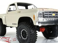 Pro-Line 1978 Chevy K-10 Clear Body