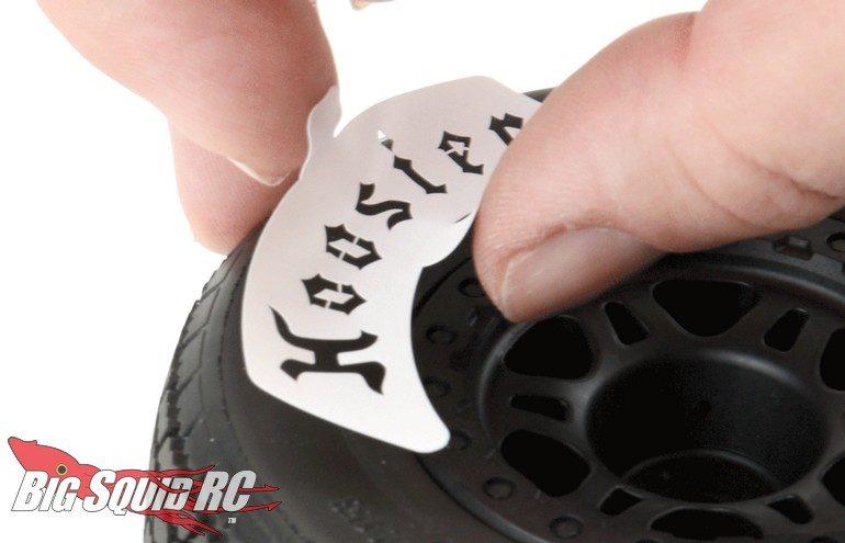 Pro-Line Hoosier Tire Refresh Stencil