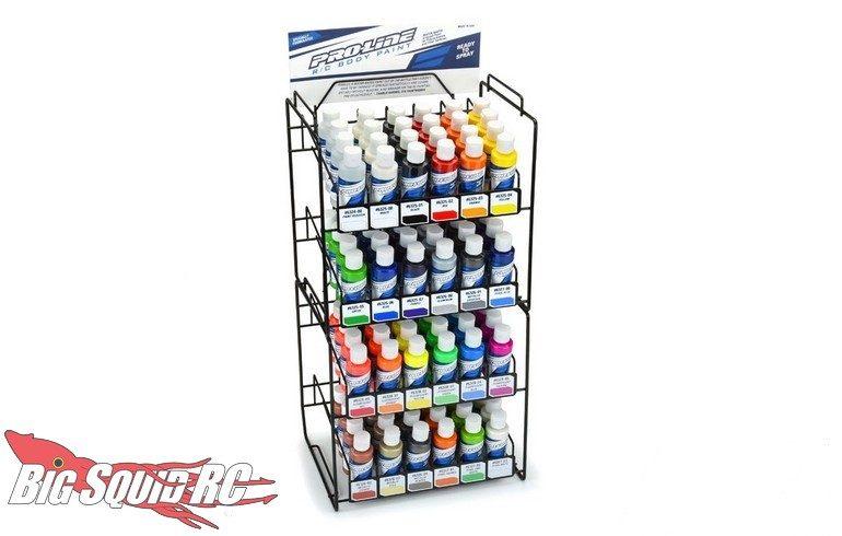 Pro-Line RC Body Paint Rack