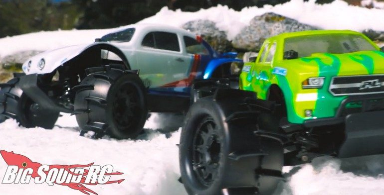 Pro-Line Snow Day Video