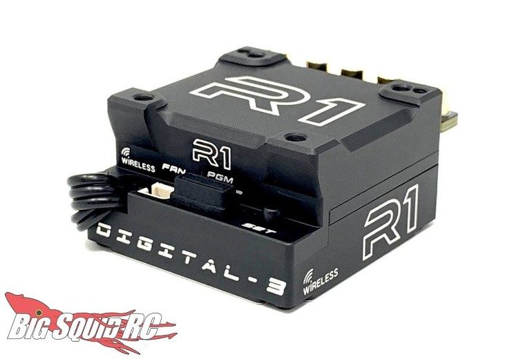 R1 Wurks DIGITAL-3 ESC