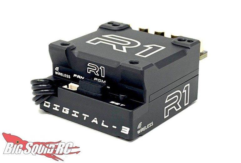 R1 Wurks DIGITAL-3 ESC