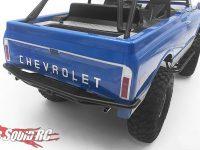 RC4WD Rough Stuff Rear Bumper Exhaust Tips SCX10 II Chevy Blazer