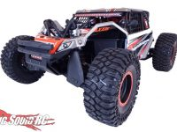 T-Bone Racing XV4 Front Bumper Losi Super Rock Rey
