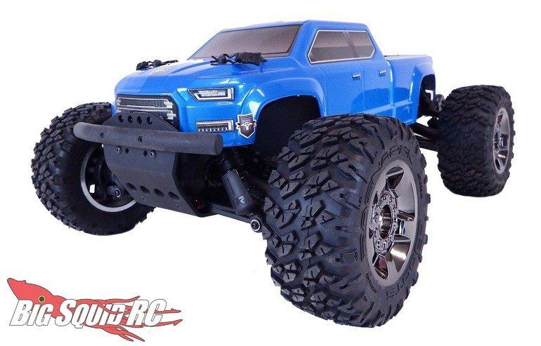 T-Bone Racing XV6 Front Bumper Arrma Big Rock 4x4 3S