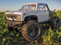 Team Associated CR12 Tioga Trail Truck RTR