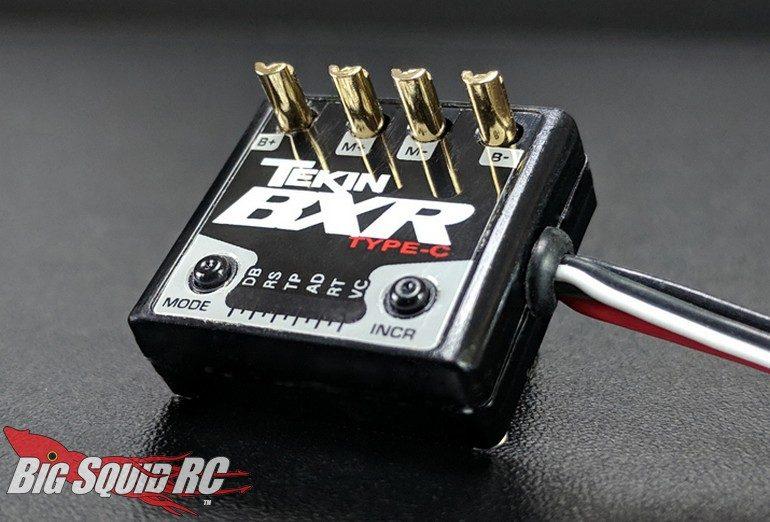 Tekin RC BXR Scale Rock Crawler ESC