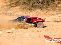 Traxxas 1/16 E-Revo Slash Video