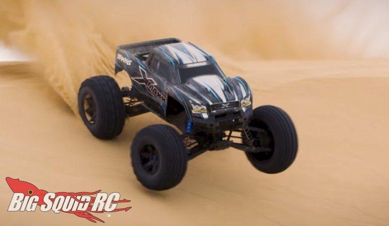 Traxxas X-Maxx Desert Video