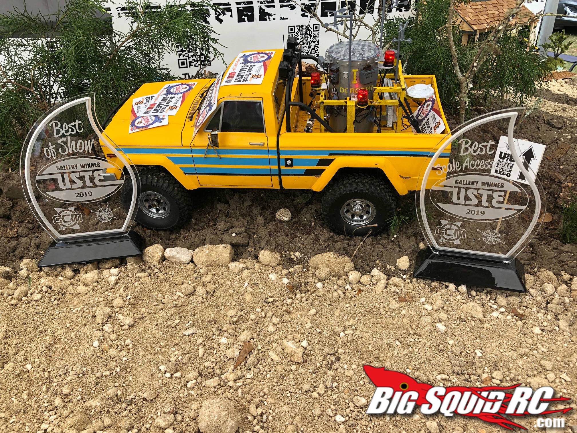 EVERYBODY'S SCALIN' -ULTIMATE SCALE TRUCK EXPO! « Big Squid