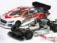 WRC Racing NTX.3 Nitro Touring Car