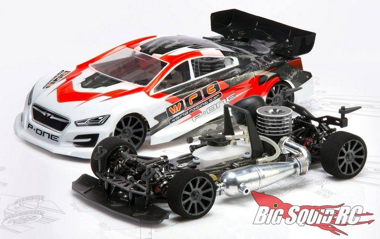 WRC Racing NTX 3 4WD Nitro Touring Car « Big Squid RC – RC Car and