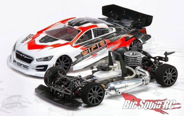 WRC Racing NTX.3 Nitro Touring Car