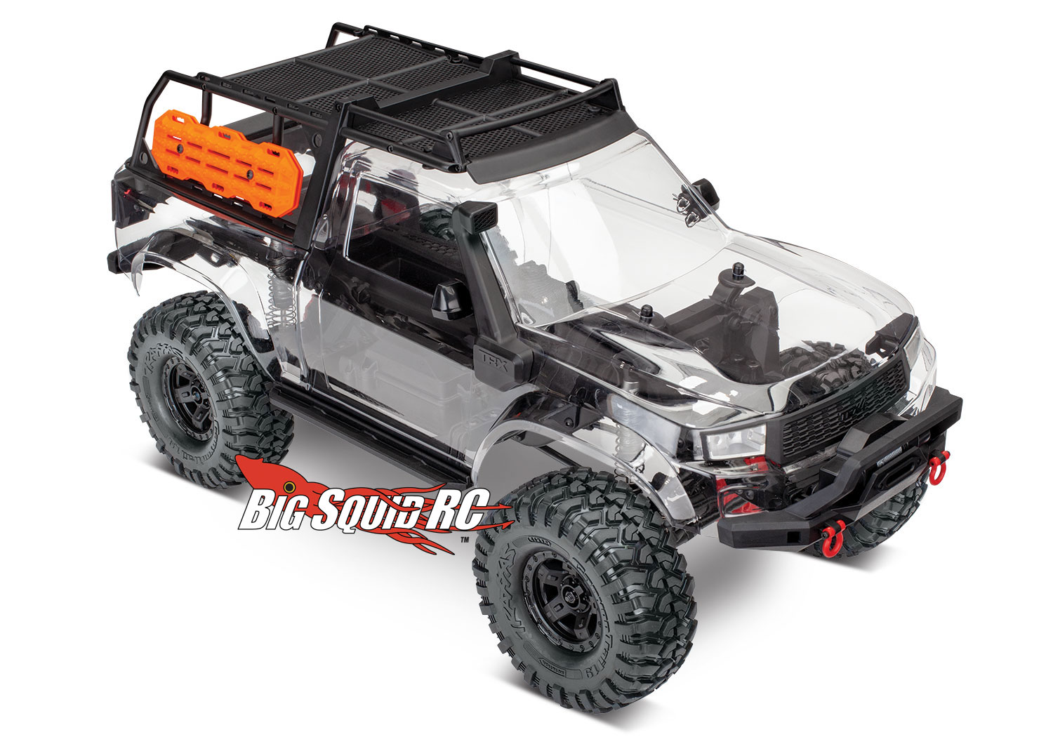 Truck Lift Shops >> Traxxas TRX-4 Sport Kit Coming Soon « Big Squid RC – RC Car and Truck News, Reviews, Videos, and ...
