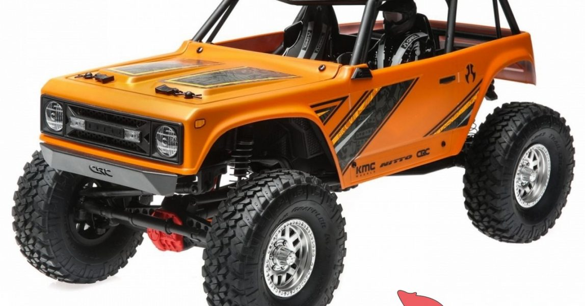 Axial Racing Wraith 1.9 RTR
