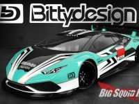 Bittydesign Agata GT 1/10 RC Body
