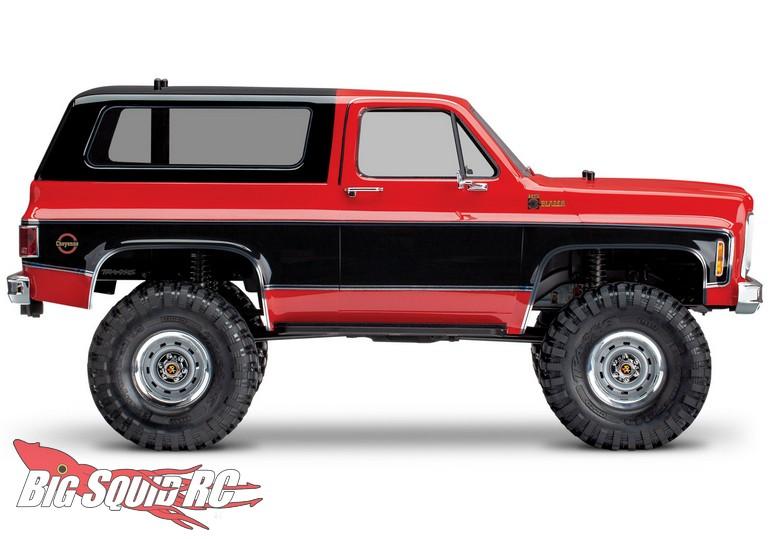 Traxxas Teases A New TRX-4 Chevy Blazer!!! « Big Squid RC ...