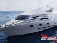 Kyosho Majesty 600 RC Boat