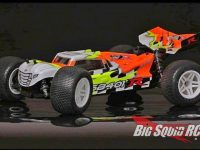 PR Racing 1/10 SB401R-T Truggy