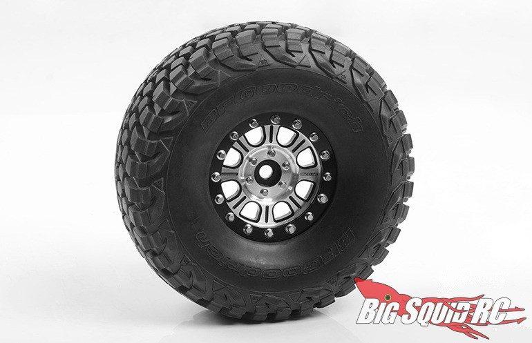 RC4WD Raceline Monster Traxxas UDR Beadlock Wheels