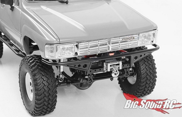 RC4WD Tough Armor Tube Winch Bumper Toyota 4Runner