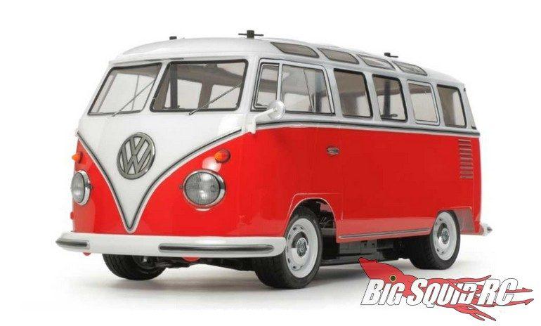 Tamiya Volkswagen Type 2 Van