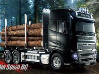 Tamiya Volvo Globetrotter Timber Truck