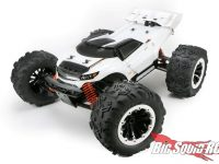 Team Magic E6 Monster Truck White