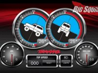 Traxxas RC Real-Time Inclinometer Gauge