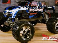 Traxxas Stampede How To Go Faster Video Brushless Gearing LiPo