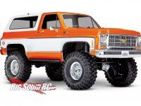 Traxxas TRX-4 Chevy Blazer RC RTR