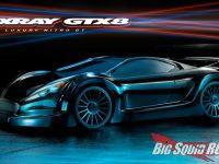 XRay GTX8 Nitro RC Kit