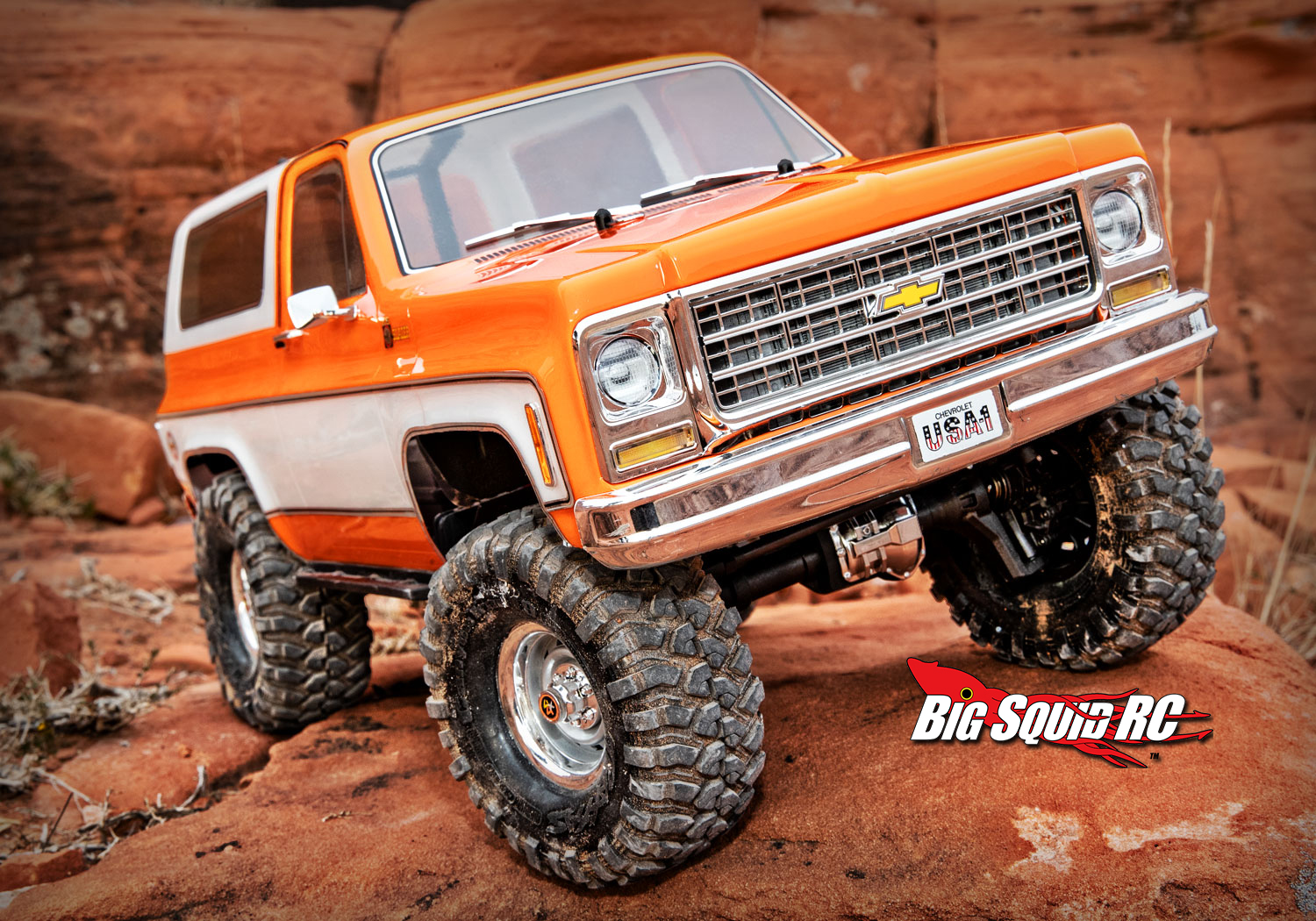 Traxxas TRX-4 K5 Blazer Official Video and Photos « Big ...
